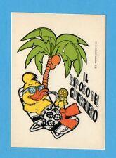 JUVE NELLA LEGGENDA-Ed.MASTER 91-Figurina/ADESIVO n.71- IL RIPOSO DEL GUERR.-NEW