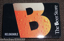 The BEER STORE BIG B Beer Card Collectors gift card (no cash value)