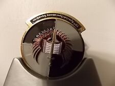 19th SOS AFSOC Custom Coin by Phoenix Challenge Coins