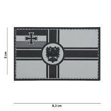 PVC Schild USA grünPatch Klett Abzeichen Airsoft Paintball Tactical Softair