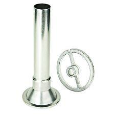 Wurstfüller-set (Füllroh30mm + Disque de Guidage) pour Hache-Viande Gr.5 Qualité