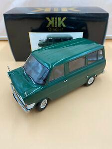 1/18 Ford Transit Kombi grün 1965 KK Scale KKDC180462 lim. 750 Stück OVP