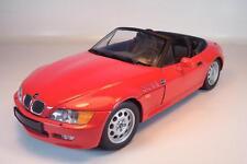 UT Modells 1/18 BMW Z 3 Cabrio rot #2145