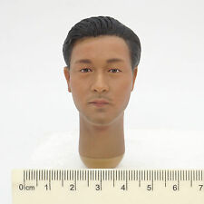 Male Head Sculpt TOYS XB126-03 1//6 Scale HOT Ip Man Kung Fu