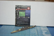 Axis & Allies War at Sea Surface Action Mogami 35/40