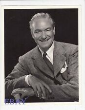 Director Victor Fleming bright smile VINTAGE Photo