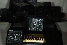 Genuine Nikon EH-72P Coolpix USB Power Supply / Charger + UK 3-Pin Plug