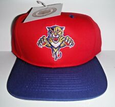 new product 9596a a6735 FLORIDA PANTHERS VINTAGE AUTHENTIC NWT DREW PEARSON HAT NHL Cap
