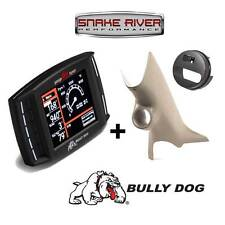 BULLY DOG TRIPLE DOG GT DIESEL W PILLAR MOUNT FOR 03-09 DODGE CUMMINS 5.9L 6.7L