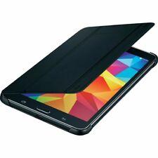Genuine Samsung Book Cover Folio Case for Galaxy Tab 4 7.0 Inch - Black