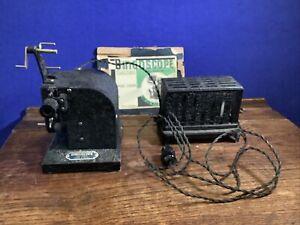 Vintage 9.5 Projector - Bingoscope: 1930's Home Cinema SPARES Or REPAIR