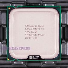Intel Core 2 Duo E8600 SLB9L CPU Processor 1333 MHz 3.33 GHz LGA 775/Socket T