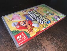 New Super Mario Bros U Deluxe • Nintendo Switch (New Sealed) •SAME DAY DISPATCH