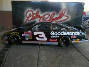 #3 Dale Earnhardt Goodwrench 2001 Monte Carlo 1/24 ARC CW/BANK .