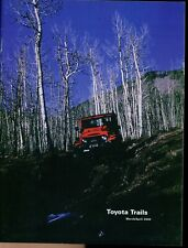 "Toyota Trails Magazine TLCA March/April 2000 ""The Mud Hole"" Slaughterhouse Gulch"