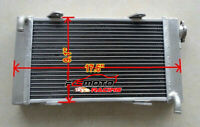 4 Core Aluminum Radiator FOR Go Kart go-kart karting 450×230×55MM SIZE