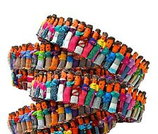 Guatemalan Worry dolls Headbands 5 pack!