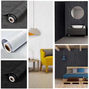 Wood Grain Contact Paper Self Adhesive Peel & Stick Wallpaper PVC Countertop US
