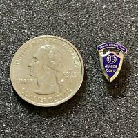 Jaycees Grand Coulee Dam Junior Member VTG Screwback Pin Pinback #38836