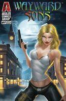 Wayward Sons #1 / White Widow / Variant  Absolute Comic Book NM 2020