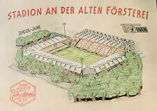 Poster 1.FC Union Berlin 84x60 cm Bild Plakat
