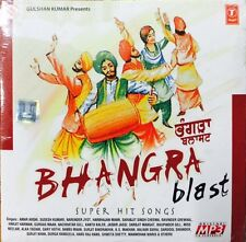 Bhangra Blast Super Hit Punjabi Songs - Original MP3
