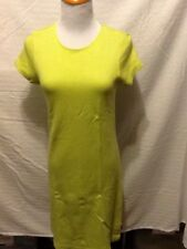Horny Toad Womens Size Medium Fitted Shift Dress Short Sleeve Stretchy Sporty
