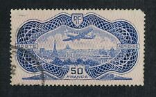 CKStamps: France Stamps Collection Scott#C15 Used Thin