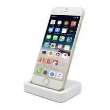 USB Charging Dock Stand Station Charger Desktop 8 Pin for Apple iPhone 5 & 6