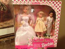 Wedding Party Barbie Giftset NRFB 1994