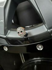 Custom resin valve stem caps rare,  Jason Voorhees 13th part 3, more to come