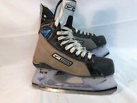 Nike Bauer Supreme 70 Hockey Skates SZ 3.5 D EXCELLENT