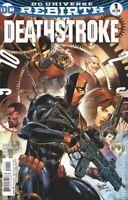 DeathStroke  #1 Rebirth DC Comics NM 1st Print 2016