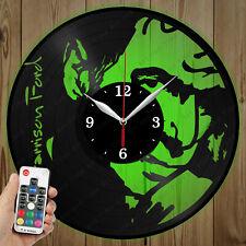 LED Vinyl Clock Harrison Ford LED Wall Art Decor Clock Original Gift 4508