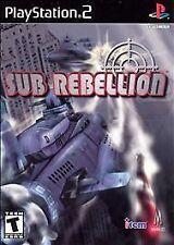 Sub Rebellion (Sony PlayStation 2, 2002)