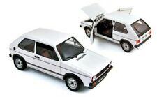Volkswagen  VW GOLF GTI  1977 weiß 188484  NOREV  1:18