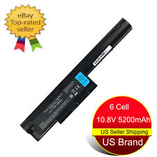 New 6 Cell Battery for Fujitsu LifeBook SH531 LH531 BH531 FPCBP274 FMVNBP195 USA