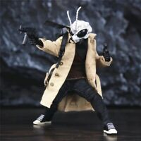 "Agent Ant Killer Assassin Sharpshooter 6"" Action Figure Custom White Head gomez"
