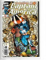 Captain America #8 // first appearance Bron Char // Live Kree or Die