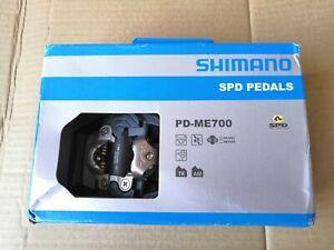 Shimano SPD Pedals PD-ME700 Black Pair