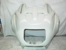 Guardabarros blancos para motos BMW
