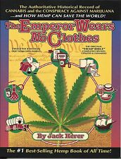 THE EMPEROR WEARS NO CLOTHES BY JACK HERER MARIJUANA CANNABIS HISTORY EDITION 12
