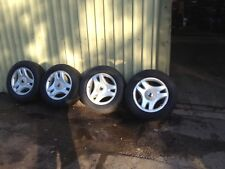 Ssangyong Alloy Wheels Kyron Actyon With Tyres 255/60/R18 Set Of 4
