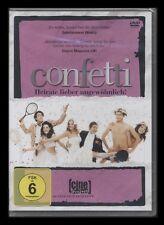DVD CONFETTI - HEIRATE LIEBER UNGEWÖHNLICH - HOCHZEITS-KOMÖDIE (Romantik) * NEU