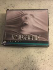 Gabriel Knight Mystery The Beast Within Sierra PC CD-ROM Computer Game Rated M