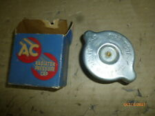RC 4 NOS AC Radiator Cap 30's - 50's Cadillac, Ford, Mercury, Lincoln, Olds