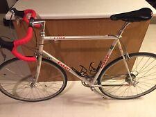 Casati Laser Mid-1990s Lightweight Columbus Steel Bike Full 9 Speed Dura Ace