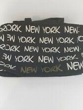 Great Robin Ruth New York black canvas bag travel urban