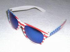 American Flag Sunglasses Reflective Lens 100% UV Protection For Men or Women #A6