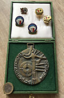 Konvolut Orden Medaille Abzeichen Schützenverband Schützengilde Mieming Verein